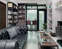 8 condo living rooms that prove small spaces can be big on style