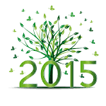New Year Greeting Cards 2015 | Free Art Wallpapers
