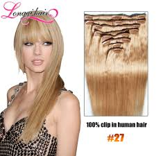 Indian Remy Human Hair Clip In Extensions by Magic Clip Hair Extension Magic Clip Hair Extension Suppliers And