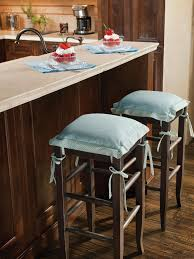 Designer Bar Stools Kitchen by Kitchen Stools With Backs Rustic Bar Stools White Leather Bar