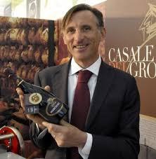Marcello Lambrusco of Parma, No1 Red Wine in the world!!!