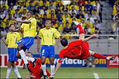 Brasil vence Bélgica por 2 a 0 e enfrentará os ingleses | BBC Brasil ...