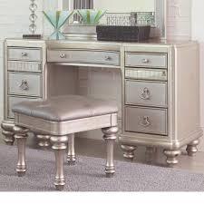 Vanity Dresser Bling Game Bedroom Bling Game Vanity Stool With Arrow Bun Feet