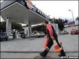 Greve provoca falta de combustíveis na Espanha