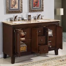 55 u201d perfecta pa 130 bathroom vanity double sink cabinet english