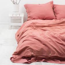 stonewashed belgian flax linen bedding collection vivaterra