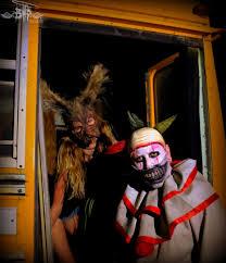 work at halloween horror nights nightmare on 19th street in lubbock tx