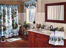 Moose Bathroom Accessories by Lodge Shower Curtains Ebay