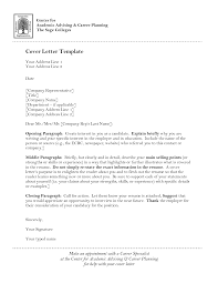 Example Cover Letter For Resume General by Sample Cover Letter Job Resume Cover Letter Nice Resume