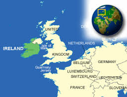Map Of Ireland And England Ireland Facts Culture Recipes Language Government Eating
