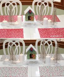 our christmas table decorations christmas decorating ideas the