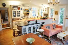 Kitchen Living Room Open Floor Plan Paint Colors Interesting 20 Paint Color For Open Concept Kitchen Living Room