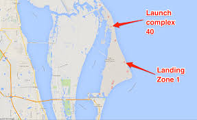 Google Maps Time Zones by Pictures Of Spacex U0027s Cape Canaveral Landing Pad Business Insider