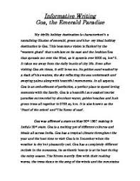 How to write a good conclusion for an essay Good Essay Conclusions Examples Essay
