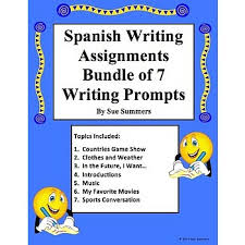 essay writing prompts for middle school The Teacher s Corner