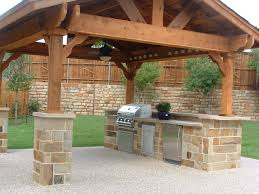 modern outdoor kitchen cabinets simple stainless steel propane gas