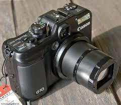 Canon G Series