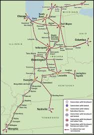 Carrier Route Maps by Our Services Routes And Schedules Hoosier Ride