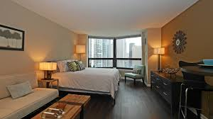 One Bedroom Apartment Designs by Top Chicago 1 Bedroom Apartments Best Home Design Interior Amazing