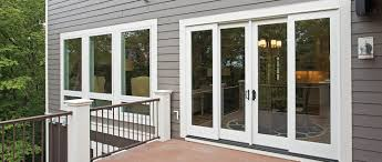 sliding glass pocket doors exterior 400 series frenchwood gliding patio door