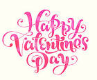 Happy Valentines Day Logo