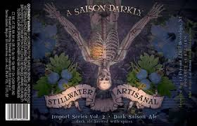 Stillwater A Saison Darkly ships to U.S. this month | BeerPulse