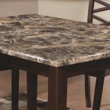 dining tables rectangular square marble dining table real marble