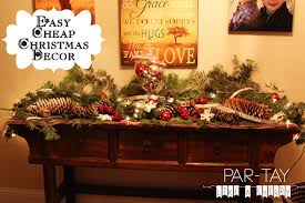 the unique easy christmas table decorations ideas best cheap decor