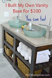 bathroom vanities for small bathroom best 25 diy bathroom vanity ideas on pinterest half bathroom