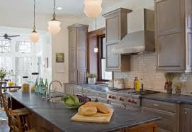 vintage white kitchen cabinets to give more brighter and natural
