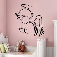 online buy wholesale angel wings decals from china angel wings
