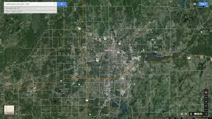Us Map Michigan by Kalamazoo Michigan Map
