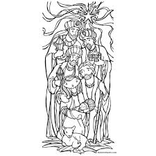 epiphany catholic coloring page free printable catholic