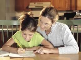 Tips for Helping Your Child with Homework by thinkswap com A Happy Family