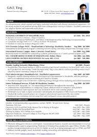 linkedin resume tips cv sample