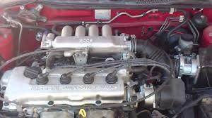 nissan almera engine diagram nissan twin cam 16 valve youtube