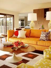 Green Sofa Living Room Ideas Best 25 Orange Sofa Ideas On Pinterest Orange Sofa Design