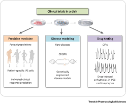 clinical trials in a dish trends in pharmacological sciences