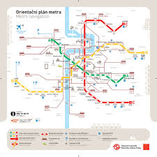Metro Lines Map by Prague Metro Map In Pdf Weather In Prague Prague Guide Eu