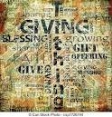 tithing clipart