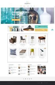 Home Design Products Geometry Interior Design U0026 Furniture Shop By Themerex Themeforest