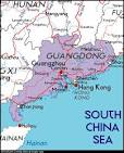 Map of Guangdong, China, China Atlas