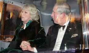 Charles and Camilla attack at student fees protest must face