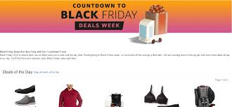 amazon black friday cyber monday sales advertising and marketing blog by storeya