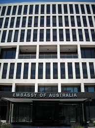 Embassy of Australia, Washington, D.C.