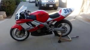 honda cbr 600 price 2000 honda cbr600 f4 race bike for sale youtube