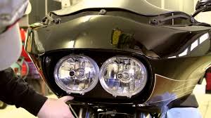 replacing the fairing on a 2011 harley davidson road glide ultra