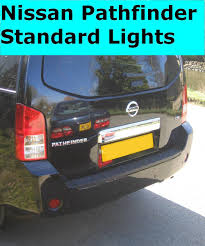 nissan pathfinder rear bumper rear light tail lamp for nissan pathfinder 05 new lh n s nearside