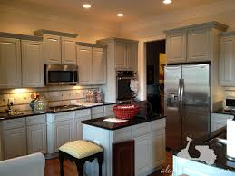painted kitchen cabinets kitchen wall paint colors with cream