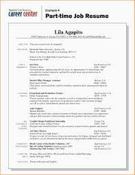 On Campus Job Resume by Templatez234 Free Download Best Templates And Forms Pearson